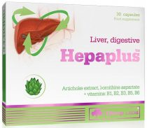 Olimp HEPAPLUS 30 kapszula méregtelenítő termék