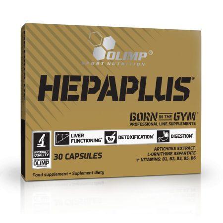 Olimp HEPAPLUS® Sport Edition - 30 kapszula  méregtelenítő termék