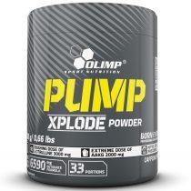 Olimp Pump Xplode Powder - 300g teljesítményfokozó sportolóknak, testépítőknek