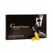 Gentlemanus Potencianövelő kapszulula
