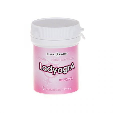Ladyagra 6db vágyfokozó nőknek