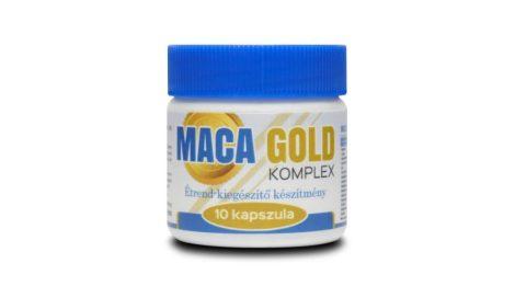 Maca Gold Komplex 10db