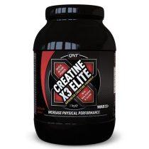 QNT Creatine X3 Elite teljesítménynövelő - 1 kg ízesített kreatin táplálékkiegészítő