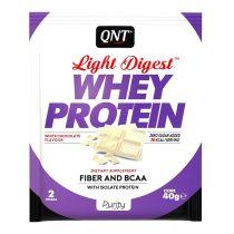 QNT Light Digest Whey - 40 g kombinált fehérje