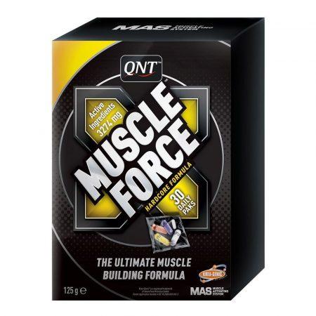 QNT Muscle Force - 30 csomag teljesítményfokozó sportolóknak, testépítőknek