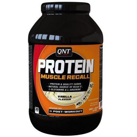 QNT Protein Muscle Recall - 1500g tejsavó fehérje