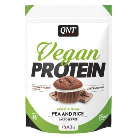 QNT Vegan Protein - 500g növényi fehérjepor