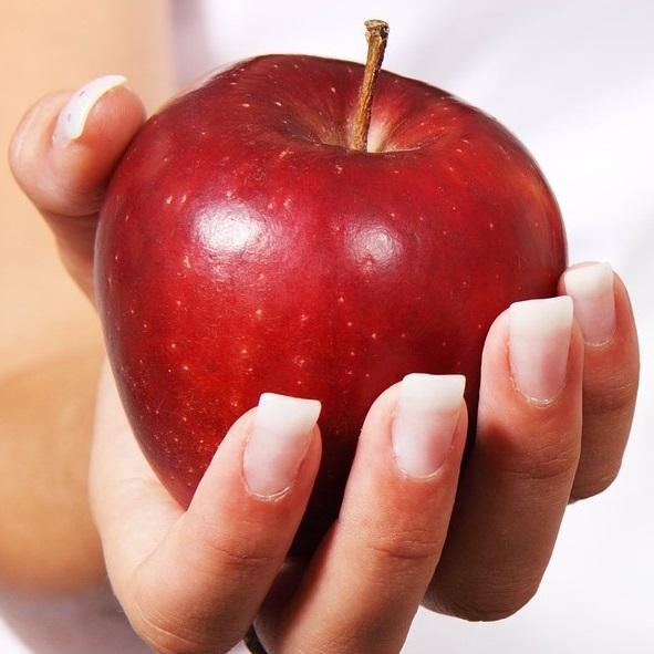 Az alma jótékony hatása