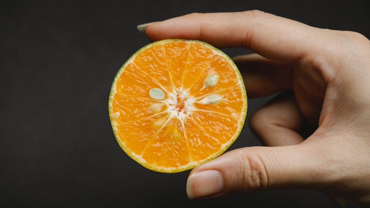 Narancslé helyett egyél narancsot a diéta során