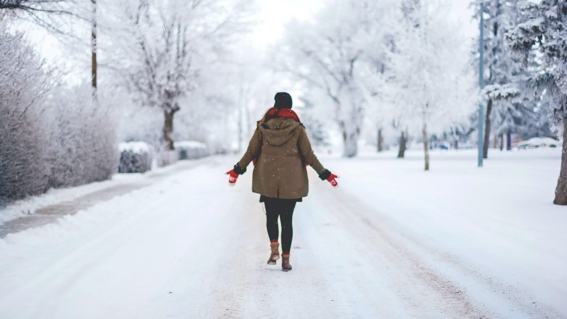 Télen nem csak szabad, kell is sportolni.