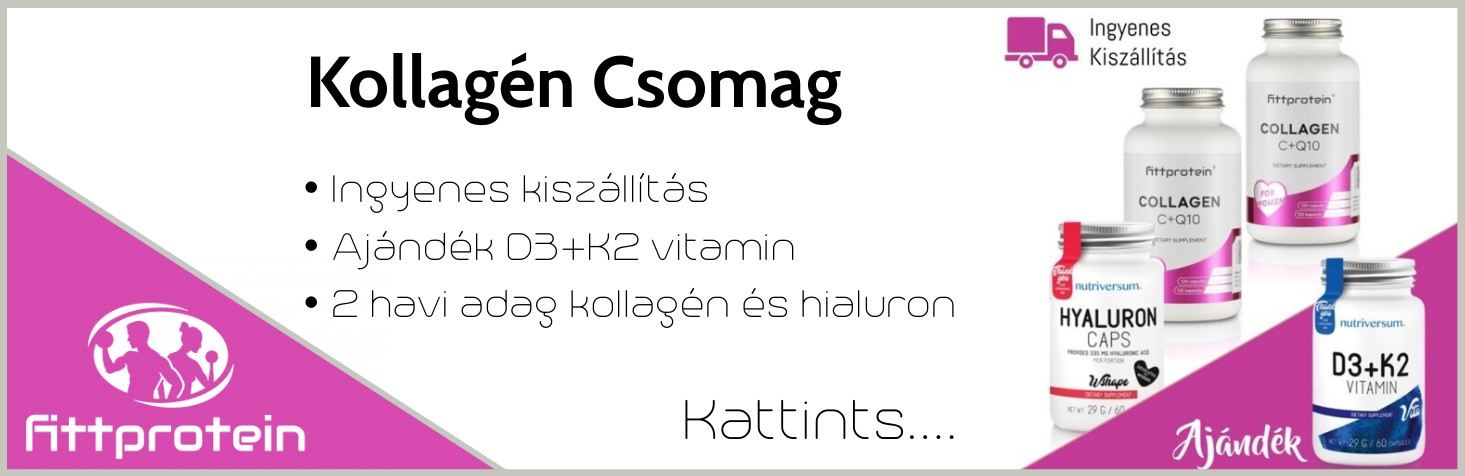 Fittprotein Collagen Csomag