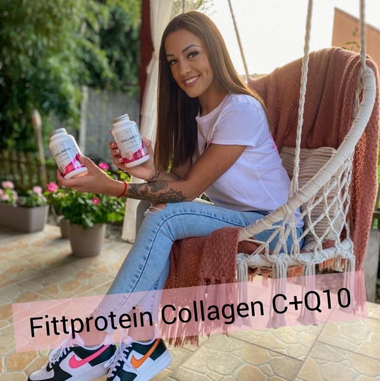 Fittprotein Collagen C+Q10