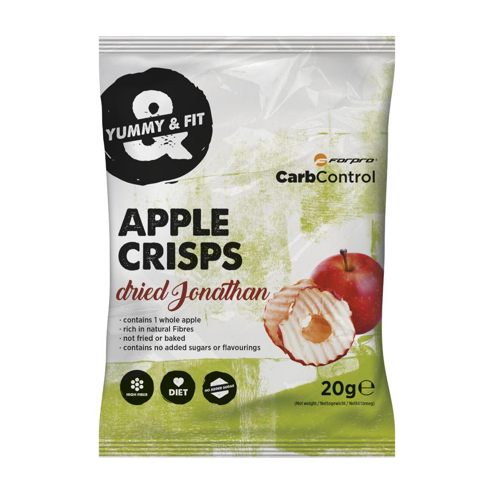 Apple Crisps Almaszirom 20g - Jonathan