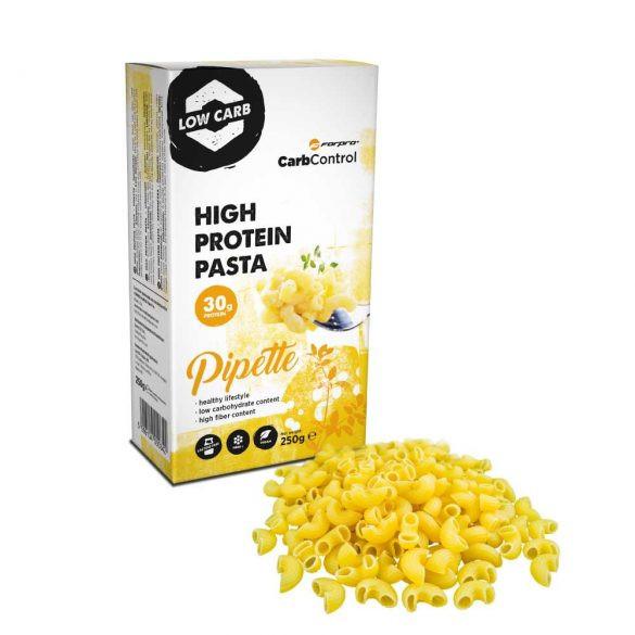 High Protein Pasta-Pipette