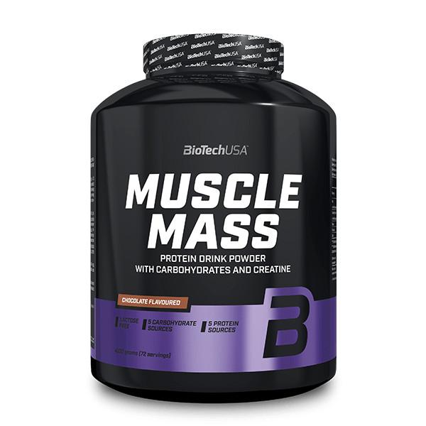 Biotech Muscle Mass 4000g