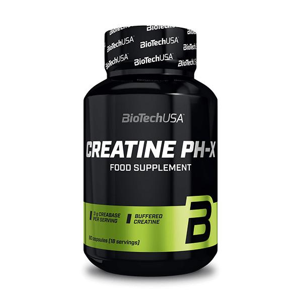 Biotech Creatine pH-X 90 kapszula