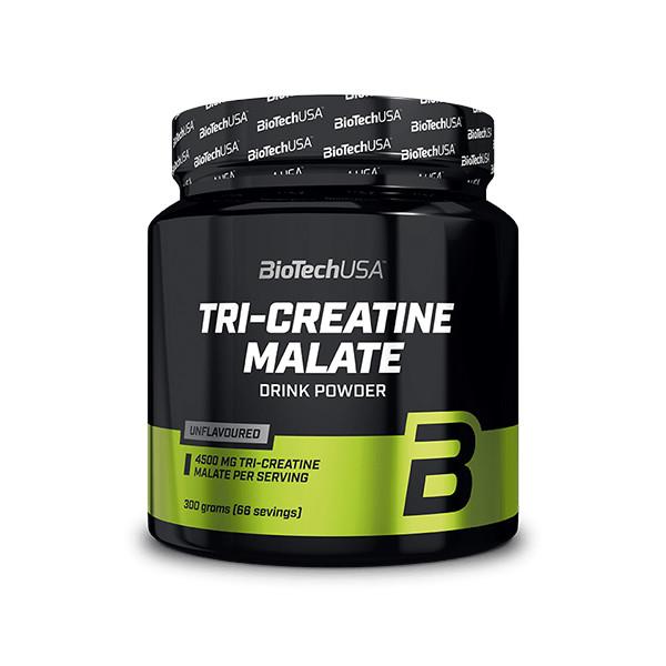 Biotech Tri Creatine Malate 300g