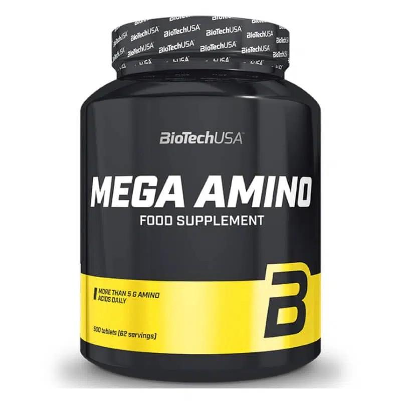 Biotech Mega Amino 3200 - 500 tabletta