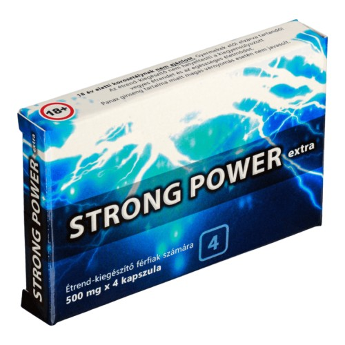 Strong Power Max - 4db