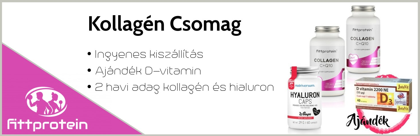 VITA Collagen liquid Akció
